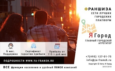 Готовый бизнес в Пятигорске по франшизе